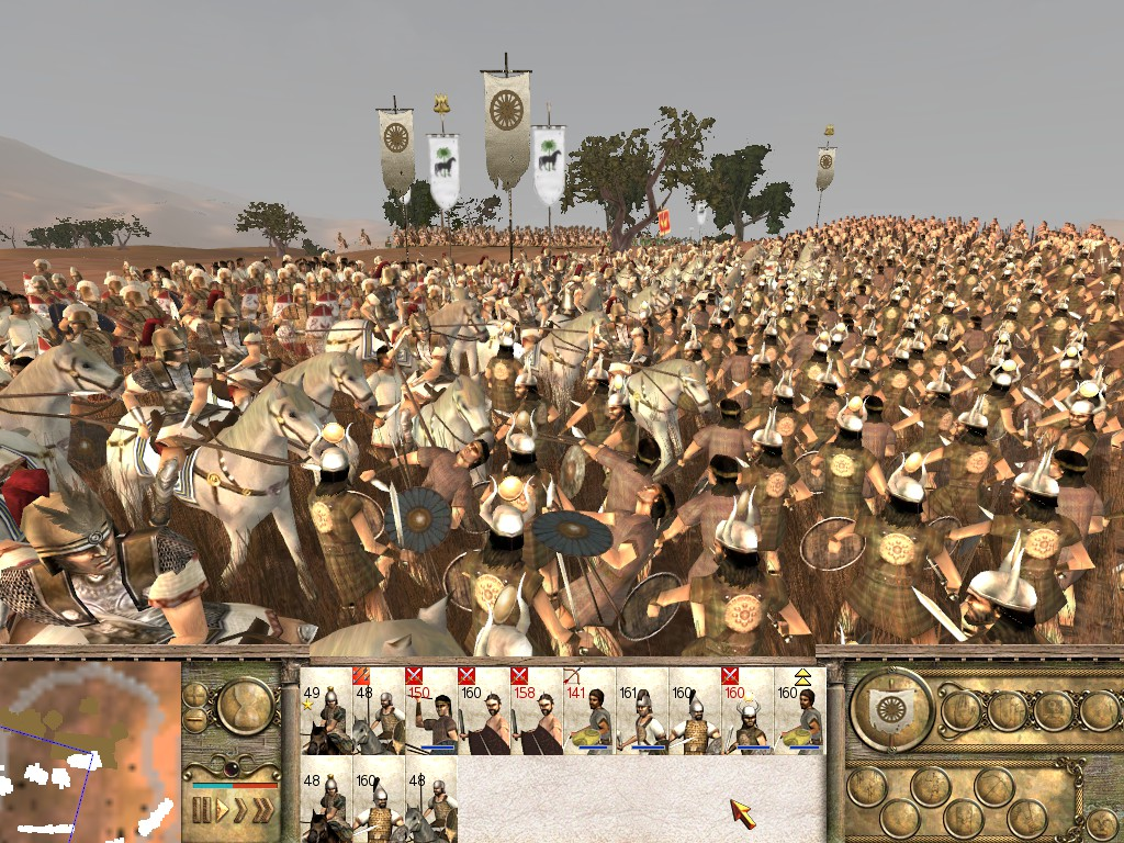 Rome Total Realism: Imperial Campaign v0.5 2014-02-28_00012