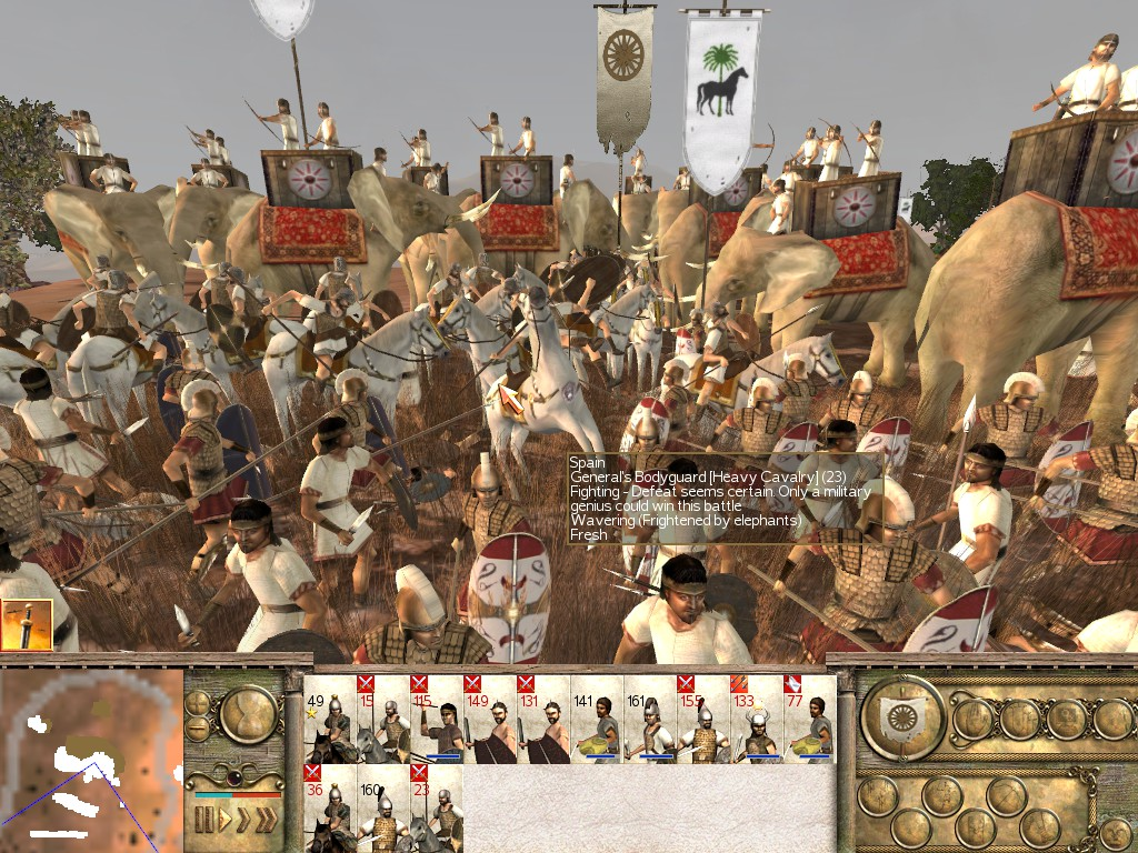 Rome Total Realism: Imperial Campaign v0.5 2014-02-28_00017