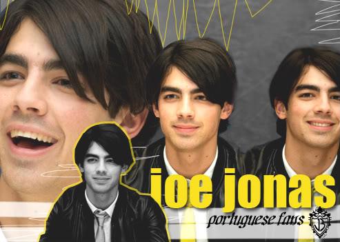 Joe Jonas Portuguese Fans