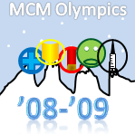 MCM Winter Games logo contest! MCMOlympicsII