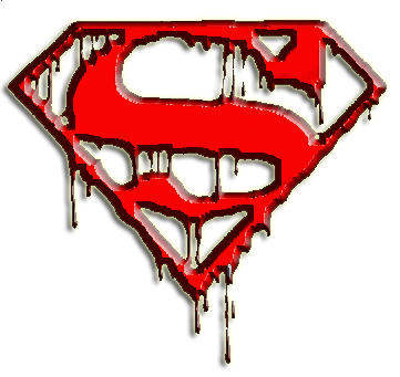 Jimmy's Art BloodySupermanLogoRendercopy