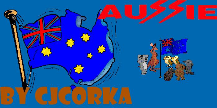 CJ's Stuff AussieThingThatIDontNoWhatIsReallyI