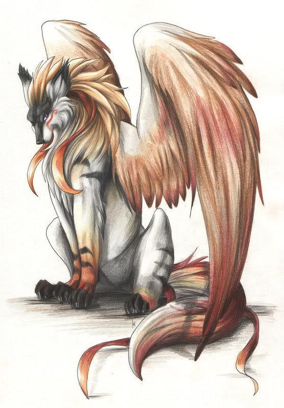 James Kisheen Azura-wolf