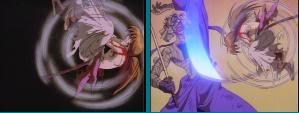 Tecnicas de Uchiha Reimon RyoKanSenTsumuji