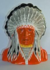 Czechoslovakia pottery ChiefFront