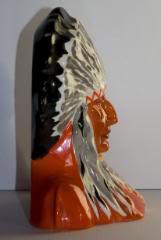 Czechoslovakia pottery Chiefrightside