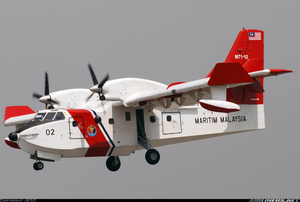 Bombardier CL-415 - Page 4 CanadairCL-215-6B11CL-415MPmalaysia