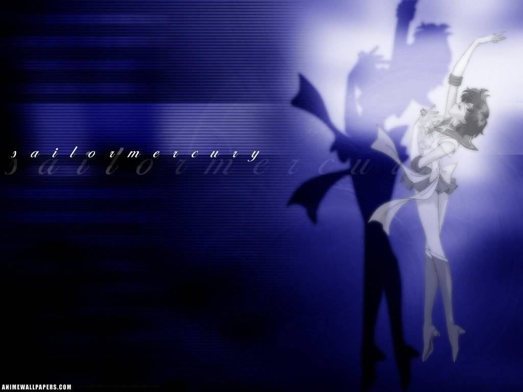 Wallpapers Sailor Moon SailorMercury