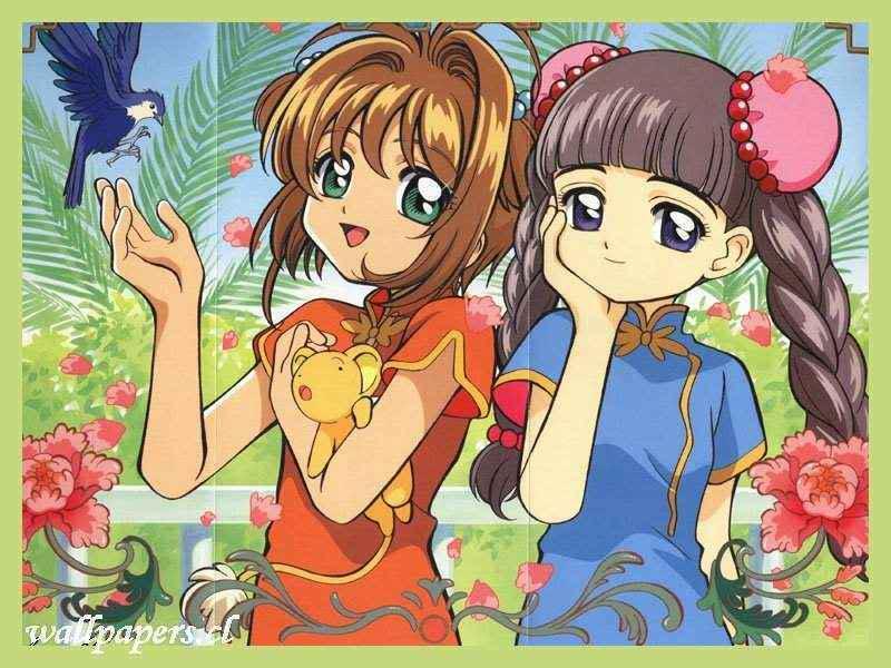 Personajes Sakuraytomoyo