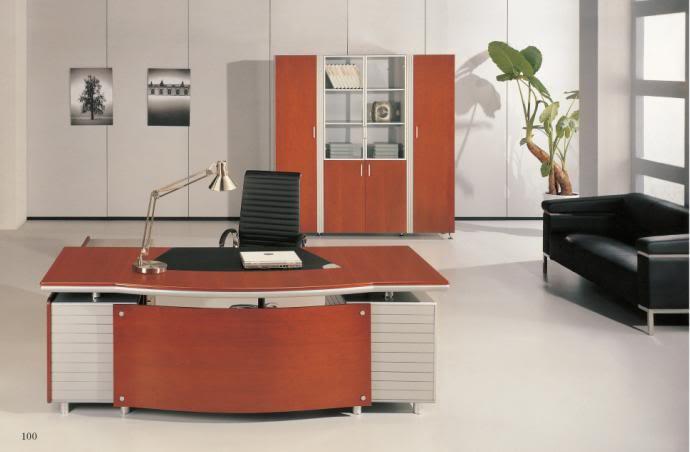 Cuartel general del grupo del Fbi Office-Furniture-Office-Desk-HW-Dco