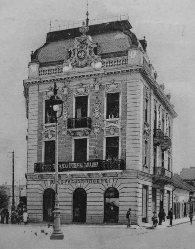Fotografije starog Beograda - Page 6 365-Palata-Zora-u-Knez-Miha