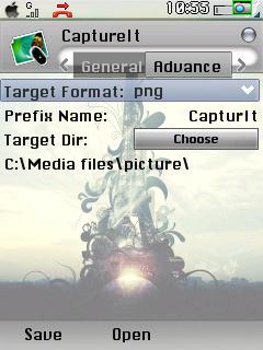 Haz capturas de tu pantalla Capture0003
