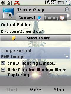 Haz capturas de tu pantalla Capture0005