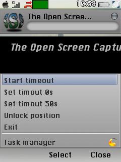 Haz capturas de tu pantalla Capture0006