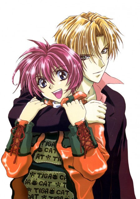 Tus parejas favoritas Yaoi y yuri YukiandShuichi2