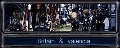 Britain & valencia