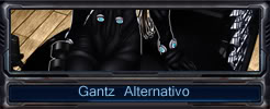 Gantz alternativo