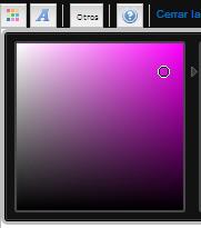 Uso de colores Para el Rol 03-1