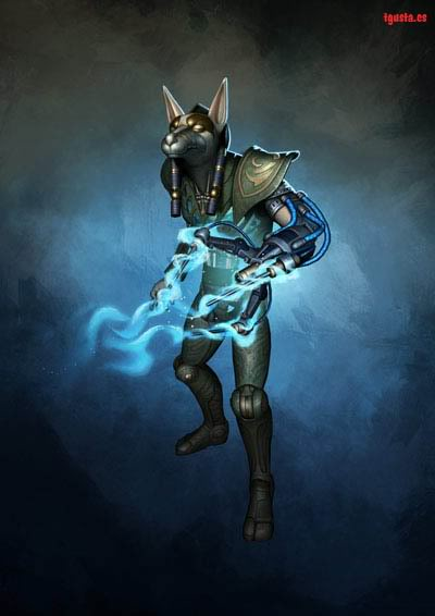 Base de datos - Registro de alienigenas  Templeguardian
