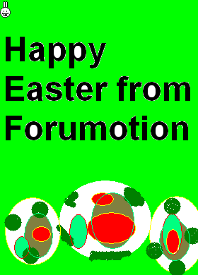 Easter Graphic Competition Easter