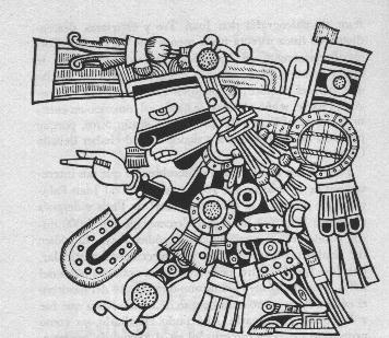 Des contacts antiques entre différentes civilisations? - Page 3 Tezcatlipoca