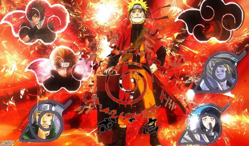 Naruto Rullezz-Rol