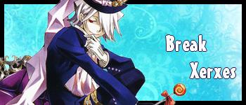 Quel personnage de Pandora Hearts êtes-vous? Break