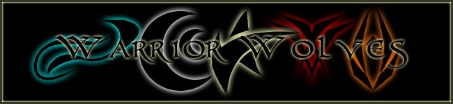 Warrior Wolves - The Four Clans of Power WarriorWolvesBanner-2