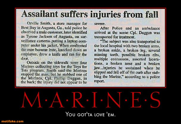 Funny Pictures - Page 4 Marines