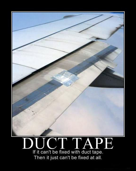 Funny Pictures - Page 4 Ducktape