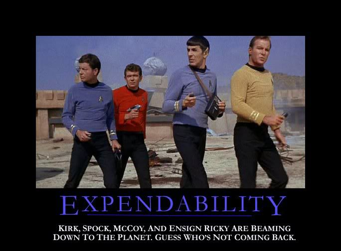 Funny Pictures - Page 4 Expendability