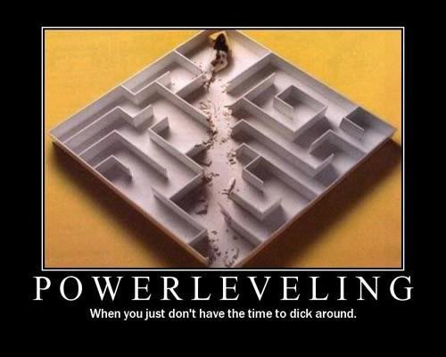 Funny Pictures - Page 3 Powerleveling