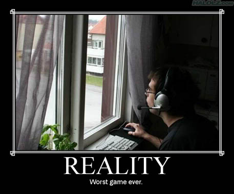 Funny Pictures - Page 3 Reality