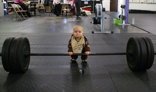 Funny Pictures - Page 4 Toughbaby