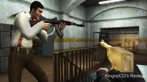 Review: Goldeneye 007 (Wii Retail) (NA Region) 007GG