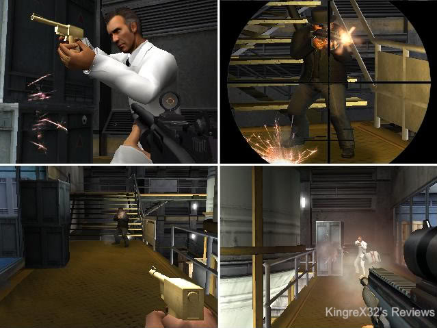Review: Goldeneye 007 (Wii Retail) (NA Region) 007Multiplayer