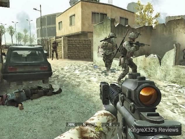 Review: Call of Duty Modern Warfare: Reflex Edition (Wii Retail)  3