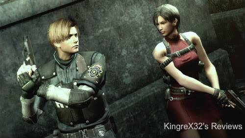 Review: Resident Evil: The Darkside Chronicles (Wii Retail) 5811