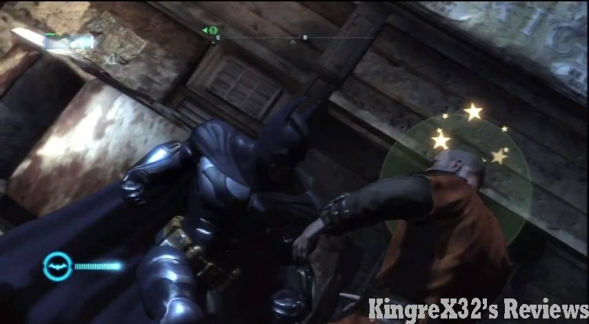 Review: Batman Arkham City: Armored Edition (Wii U Retail) BACAE34