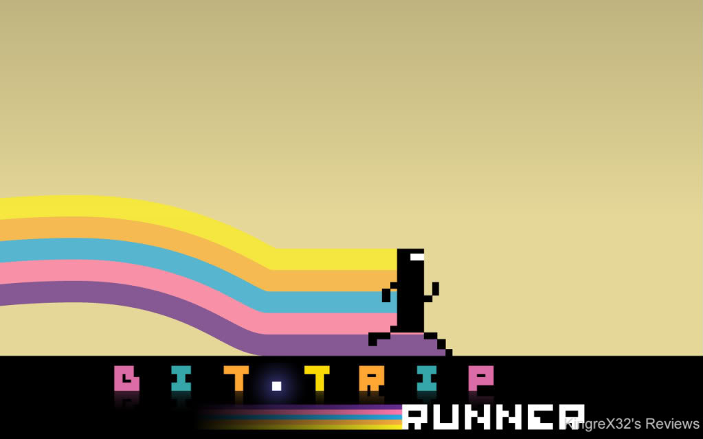 Staff Viewpoint: Remembering Wiiware; our Personal Favorite WiiWare Games. Bit-Trip-Runner-Wallpaper_1280x800
