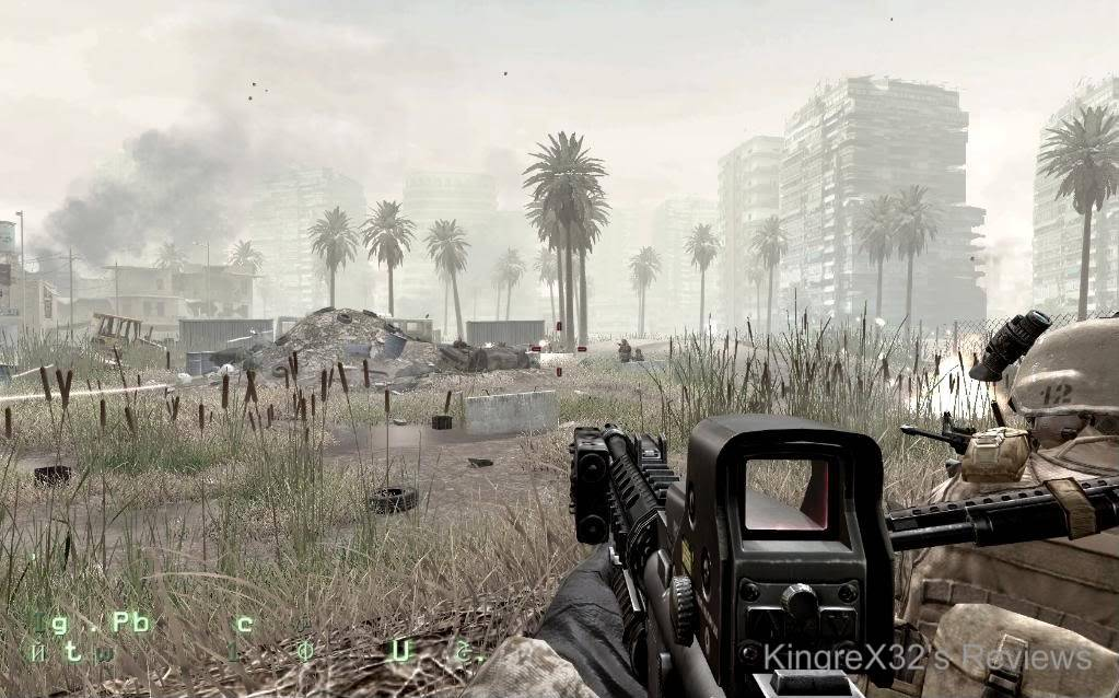 Review: Call of Duty Modern Warfare: Reflex Edition (Wii Retail)  Call-of-Duty-4-Modern-Warfare-Sc-1