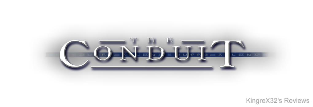My Top 10 Wii Games (Part 1) Conduit-logo