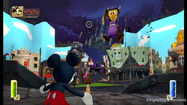 Review: Epic Mickey (Wii Retail) EM10
