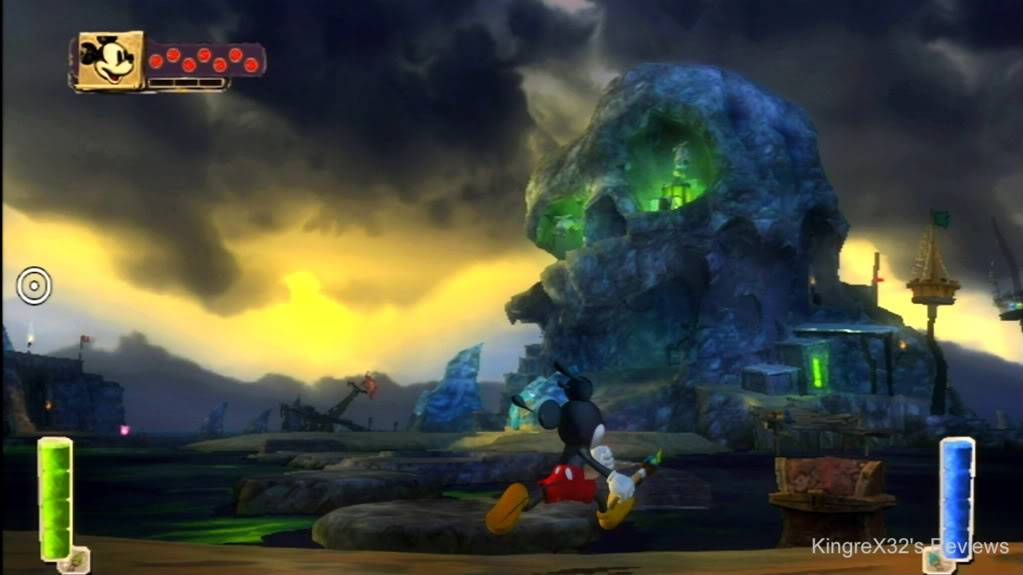 Review: Epic Mickey (Wii Retail) EM14better