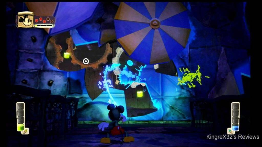 Review: Epic Mickey (Wii Retail) EM2