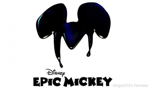 My top 10 Wii games (Part 2)  Epic-Mickey-Logo