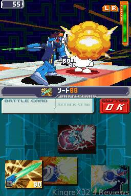 Megaman Starforce 3: Black Ace: Review by KingreX32 MMS32
