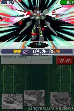 Megaman Starforce 3: Black Ace: Review by KingreX32 MMS34
