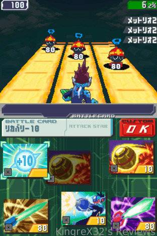 Megaman Starforce 3: Black Ace: Review by KingreX32 MMS35