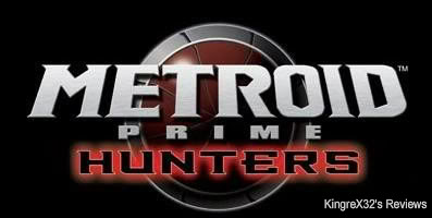 Metroid Prime Hunters Review By KingreX32  MPH